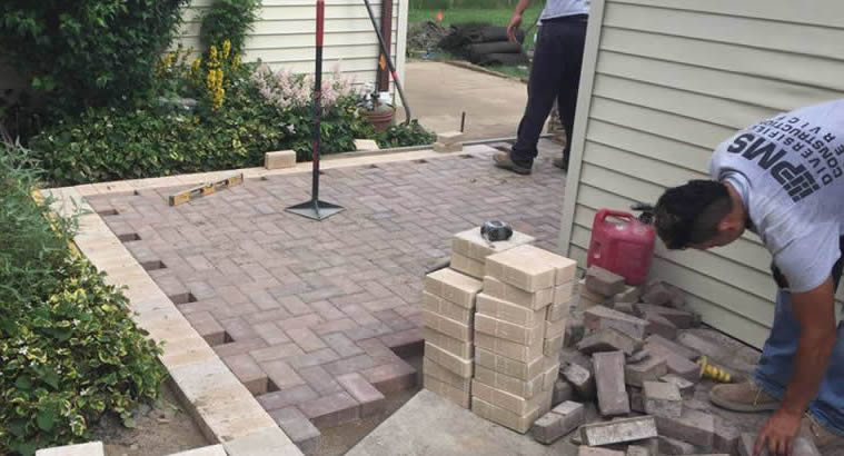 Need Brick Paver Repair in Lake Orion? We're the Guys!
