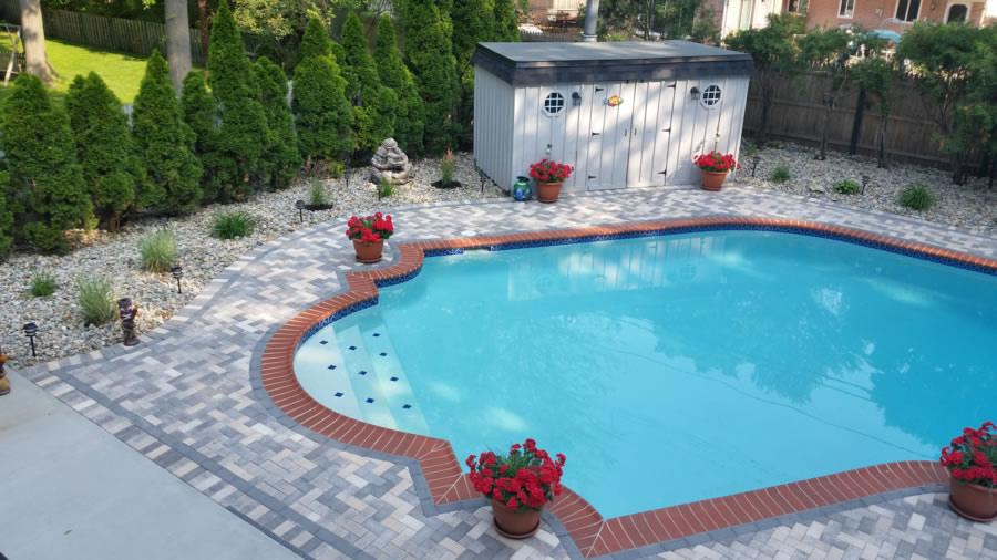 Novi Brick Paver Contractor Talks Pool Decking
