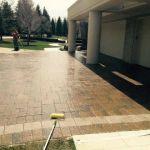 Oakland County Brick Paver Maintenance